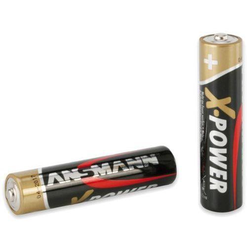 Ansmann Bateria X-Power alkaliczna 4xAAA, 164678