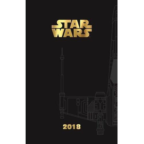 Kalendarz 2018 Star Wars - Zielona Sowa (5901761117837)