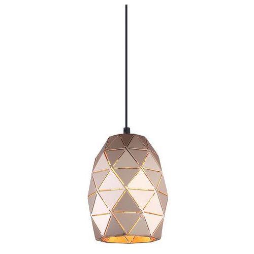 Lampa wisząca HARLEY MDM-3480/1 GD - Italux - Rabat w koszyku (5900644435549)