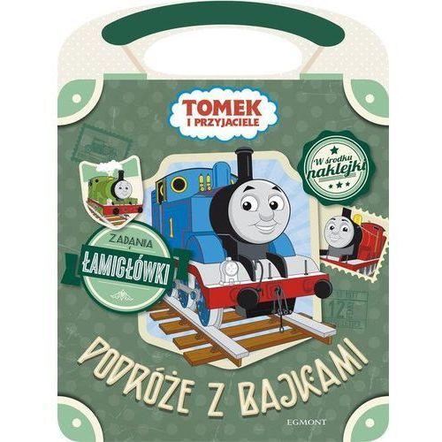 Tomek i przyjaciele Podróże z bajkami (80 str.)