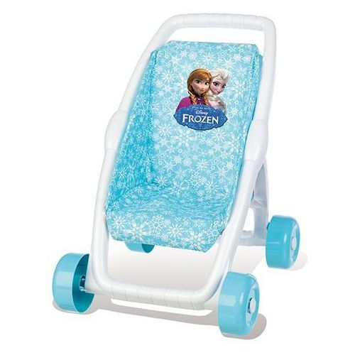 SMOBY Kraina Lodu Spacerówka - produkt z kategorii- Wózki dla lalek
