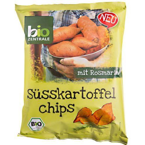 Chipsy z Batatów z Rozmarynem b/g 75g - Bio Zentrale EKO