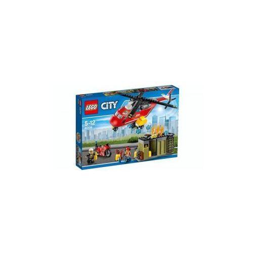 Lego City Helikopter strażacki - sprawdź w www.cud.pl