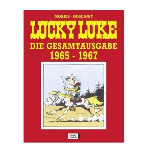 Lucky Luke, Die Gesamtausgabe, 1965-1967 (9783770421411)