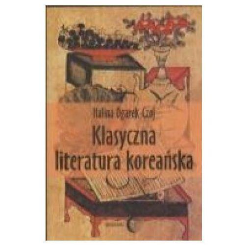 Klasyczna literatura koreańska. Darmowy odbiór w niemal 100 księgarniach! (2003)
