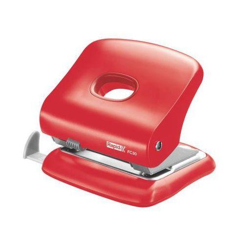 Dziurkacz Rapid Vivida FC30 500360 - czerwony