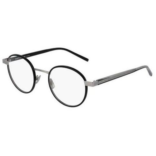 Okulary korekcyjne sl 125 001 marki Saint laurent
