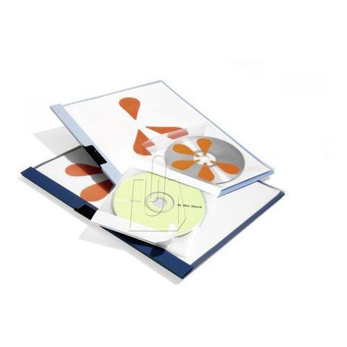 Kieszenie na cd z wyściółką ochronną cd fix samoprzylepne 10 sztuk 521019 marki Durable