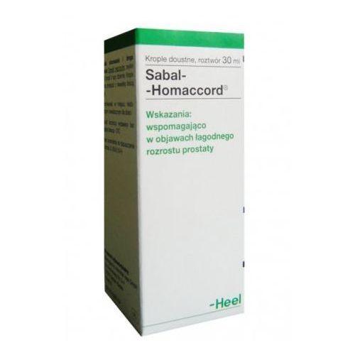 Produkt HEEL Sabal-Homaccord krop.doustne - 30 ml (butelka)