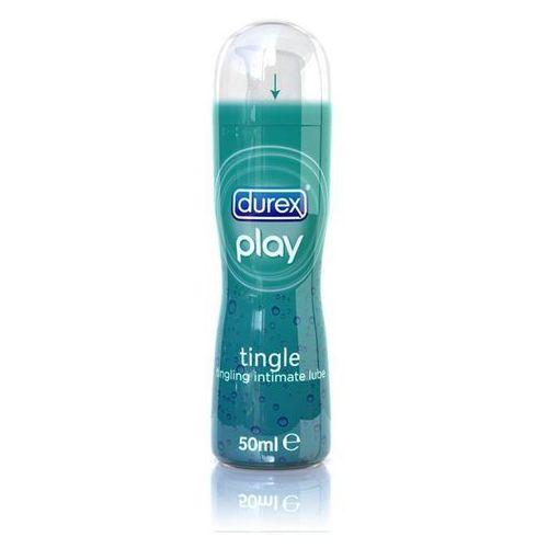 Durex Play Tingle 2w1 żel nawilżający i do masażu - 50 ml ze sklepu YourStyle.pl - Moda dla Ciebie