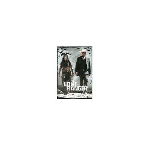 Jeździec Znikąd - The Lone Ranger - plakat (5028486228287)