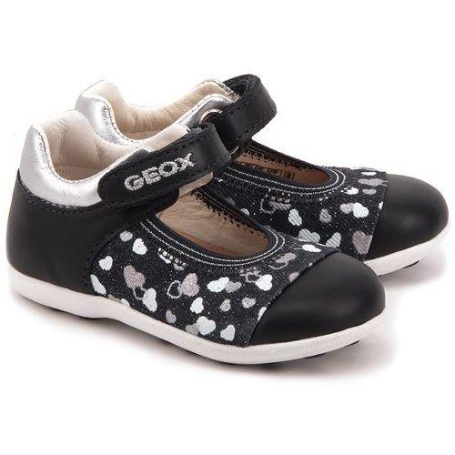 Baby Jodie - Granatowe Skórzane Baleriny Dziecięce - B5226A 01343 C4005 ze sklepu MIVO Shoes Shop On-line