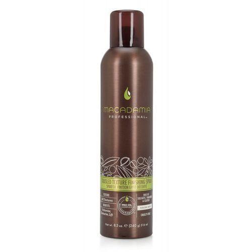 Macadamia Tousled Texture Finishing Spray - lakier dodający włosom objętości 316ml