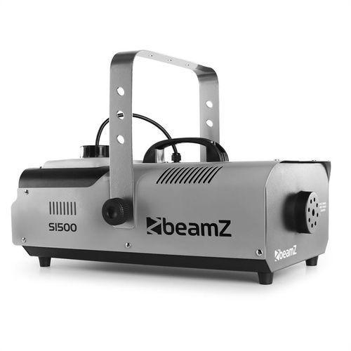 Beamz s1500 wytwornica mgły 1500w dmx (8715693263985)