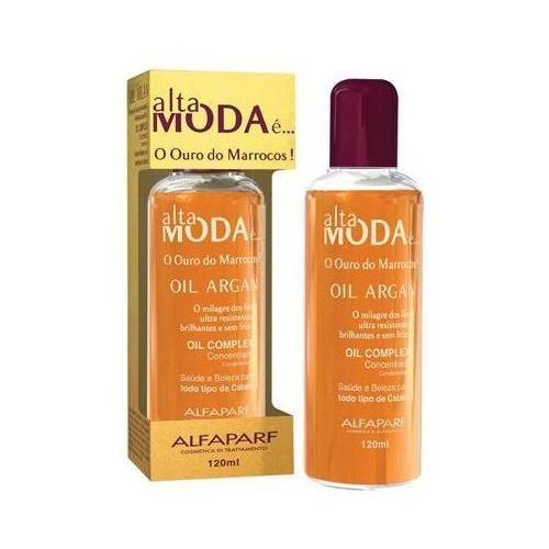Alfaparf ALTAMODA olejek arganowy do wszystkich rodzajów włosów OIL ARGAN 120ml - sprawdź w dr włos