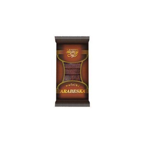 Wafle Arabeska z kremem kakaowym 250g Skawa