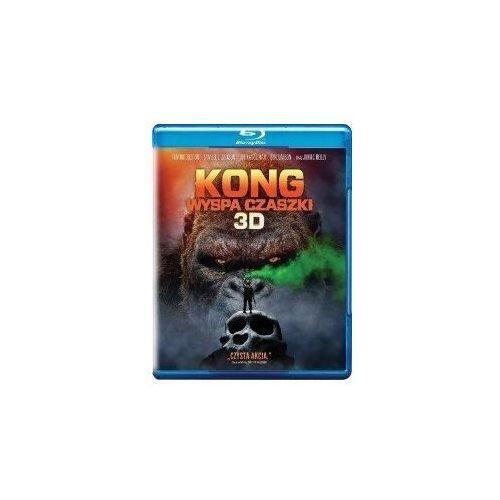 Kong: wyspa czaszki (blu-ray) - jordan vogt-roberts marki Galapagos