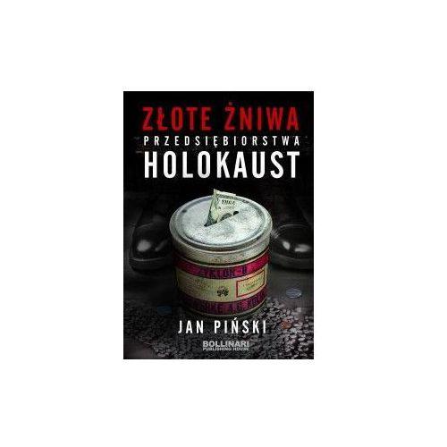 Złote żniwa przedsiębiorstwa holokaust (2018)