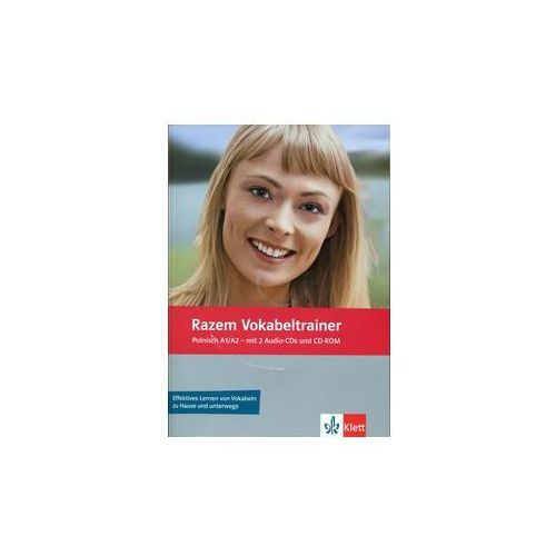 Razem Vokabeltrainer, m. 2 Audio-CDs u. CD-ROM, LektorKlett