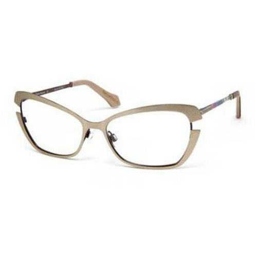Okulary korekcyjne vw 306 03 marki Vivienne westwood