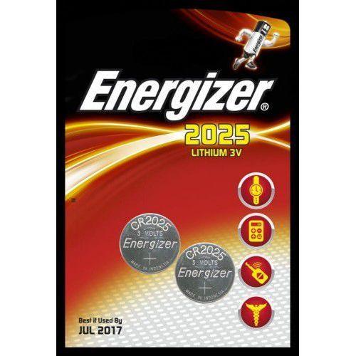 Bateria specjalistyczna ENERGIZER, CR2025,3V, 2szt., 1_214712