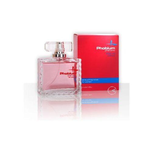 Perfumy z Feromonami PHOBIUM Pheromo for women 100 ml | 100% DYSKRECJI | BEZPIECZNE ZAKUPY, 4103103 (7799070)