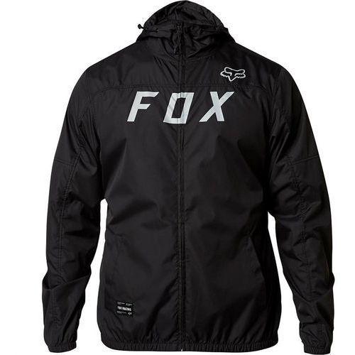 Fox Kurtka - moth windbreaker black/grey (014)