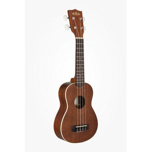 Kala mahogany ply soprano ukulele + soprano bag (ub-s)