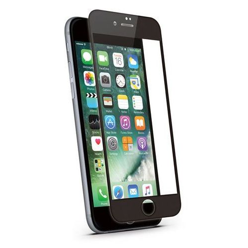 Szkło ochronne JCPAL Preserver ramka 0,26 mm Apple iPhone 7 Plus Czarny