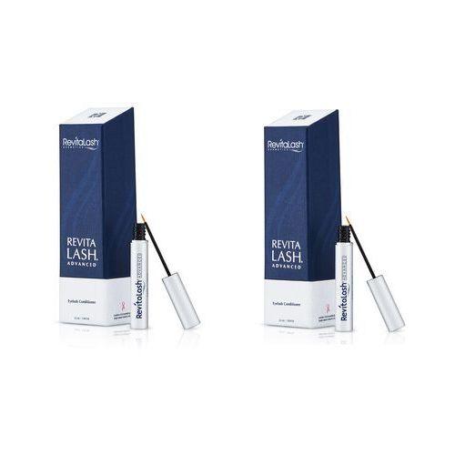 Revitalash zestaw eyelash advanced conditioner | odżywka pobudzająca wzrost rzęs 3,5ml x2