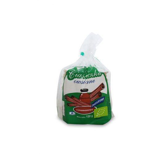 Ciasteczka owsiane cynamon bd/c bio 150g- bio ania marki Bioania