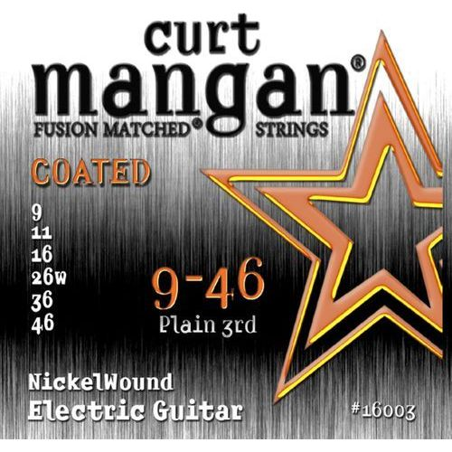 CURT MANGAN 9-46 Nickel Wound COATED