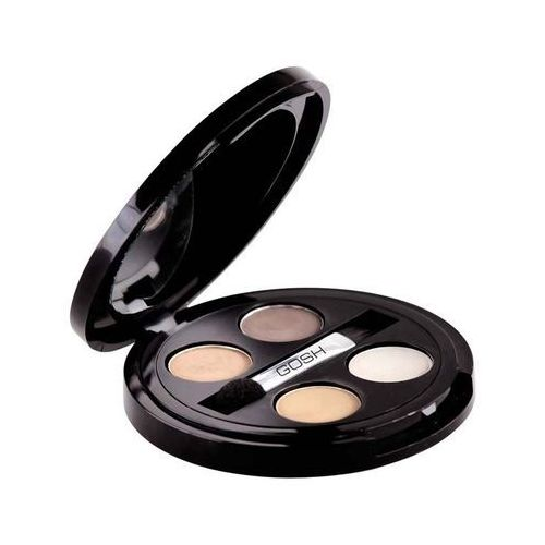 Gosh Eye Brow Kit, paleta do brwi, puder z woskiem (5701278619004)