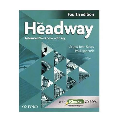 Headway 4E Advanced Workbook with Key and iChecker CD Pack