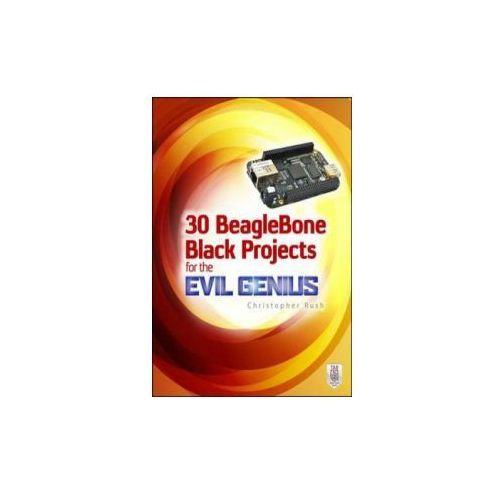 30 BeagleBone Black Projects for the Evil Genius, Rush, Christopher