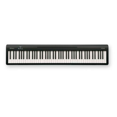 Roland FP-10 BK pianino cyfrowe (kolor: czarny)