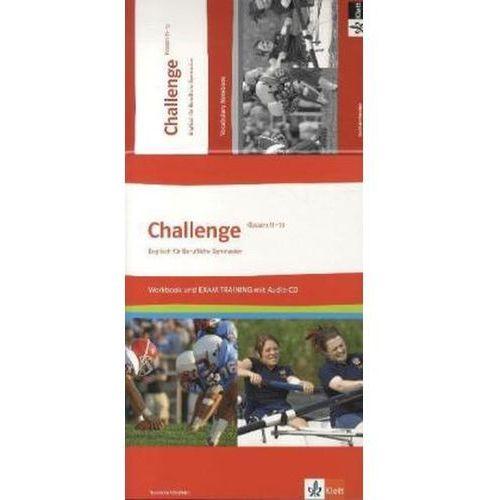 Klassen 11-13, Workbook und EXAM TRAINING m. Audio-CD + Vocabulary Notebook (9783128092072)