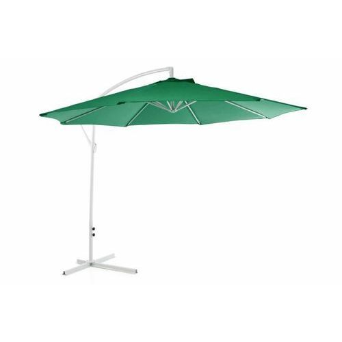 Parasol ogrodowy na wysięgniku zielony 3 m