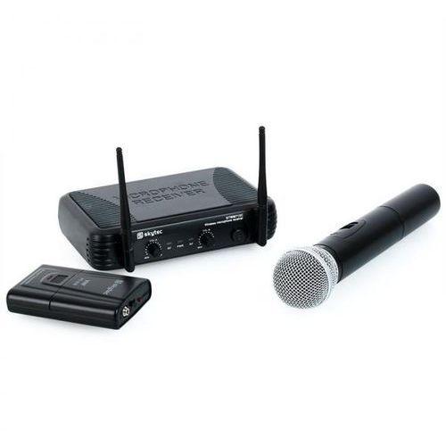 stwm712c vhf bezprzewodowy zestaw mikrofonowy marki Skytec