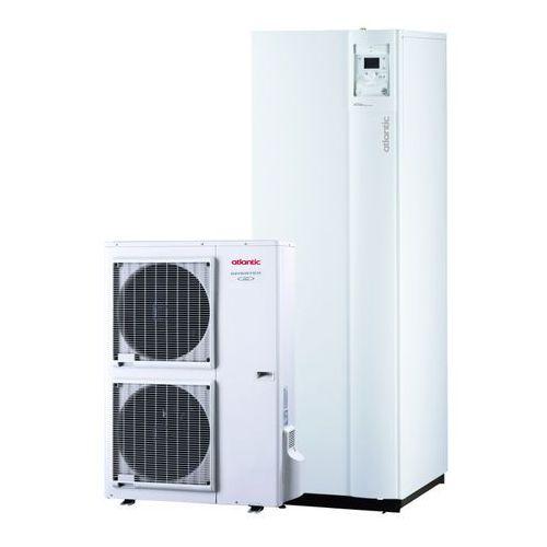 Pompa ciepła powietrze woda Excelia Tri DUO 16 z zasobnikiem wody - do powierzchni ok.150 - 200 m2 - produkt z kategorii- Pompy ciepła