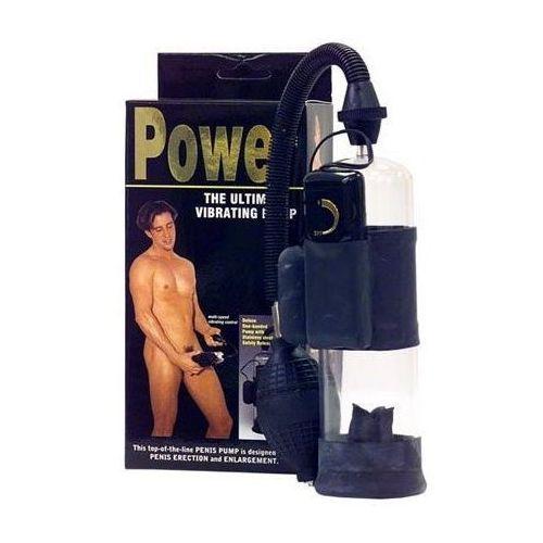 Pompka próżniowa Power Pump - produkt z kategorii- sztuczne członki i pochwy