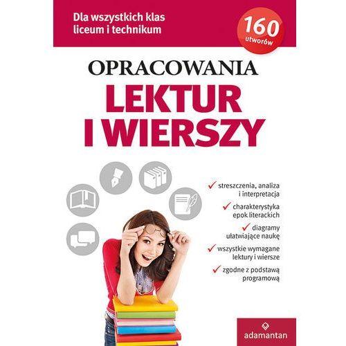 Opracowania lektur i wierszy Liceum 2017 - Jagodziński Jerzy, Bielaszewska Krystyna (9788373504196)