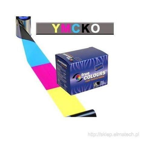 Taśma drukująca Zebra 800015-540, YMCKO, 800015-540