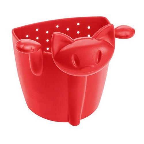 Koziol Zaparzaczka do herbaty (czerwona) mimmi