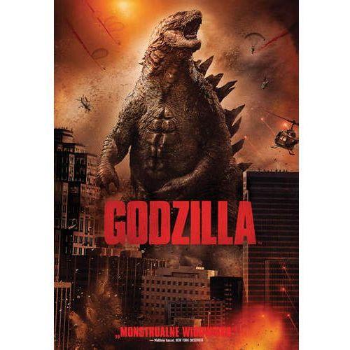 Godzilla (DVD) - Gareth Edwards DARMOWA DOSTAWA KIOSK RUCHU (7321909331990)