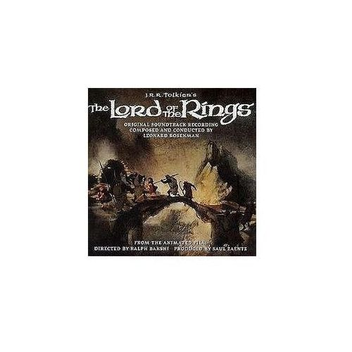 The Lord Of The Rings (0025218400121)