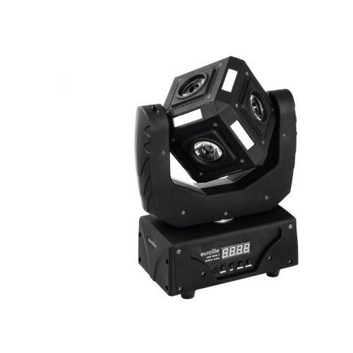 Eurolite led mfx-3 action cube ruchoma głowa led beam / efx