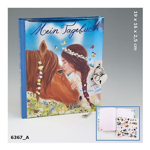 Pamiętnik na kłódkę Miss Melody - PLUS-Z, kup u jednego z partnerów
