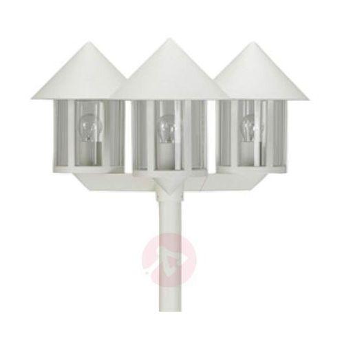 Maszt oświetleniowy LAMPIONE 3-punktowy biały