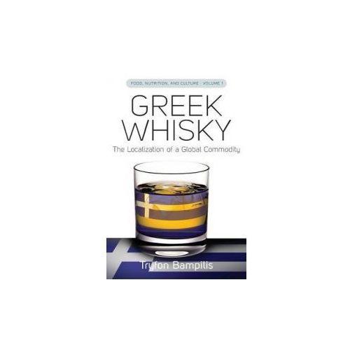 Greek Whisky, książka z kategorii Literatura obcojęzyczna